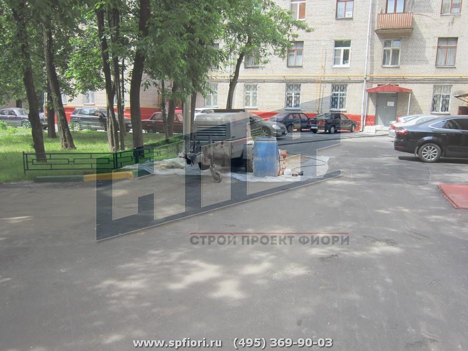Квартира в г.Москва, Щербаковская ул., площадь квартиры 125 кв.м.