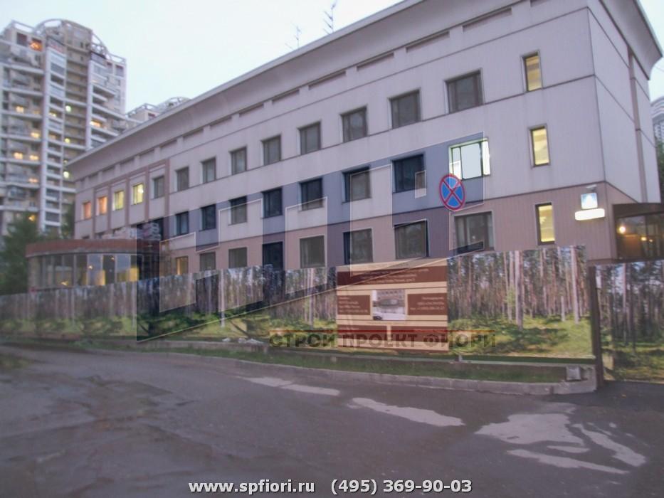 Культурно-досуговый центр МИД, г. Москва, ул. Улофа Пальме, площадь помещения 273 кв.м.