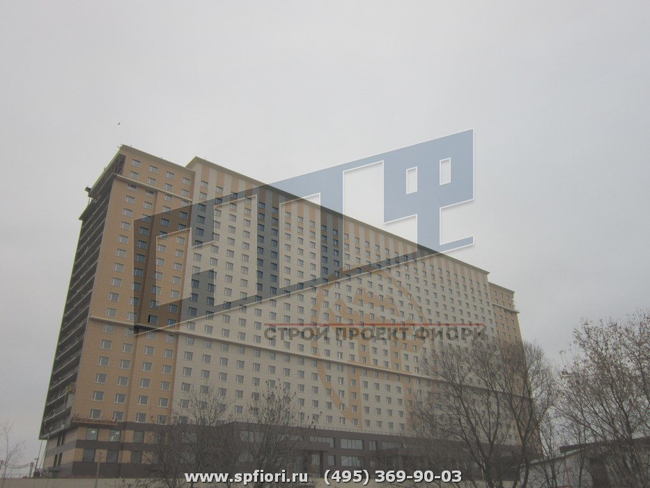 Торгово-выставочный центр Ханой-Москва на Ярославском шоссе