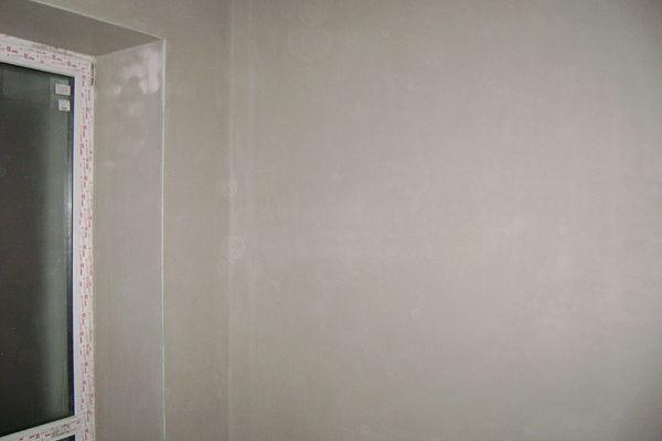 Механизированная штукатурка стен - окончание