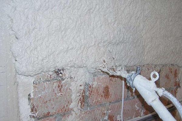 Механизированная штукатурка стен - работа